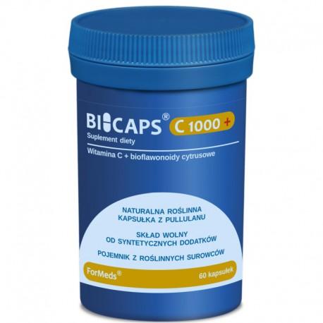 Formeds Bicaps Witamina C 1000+ 60 Kaps.