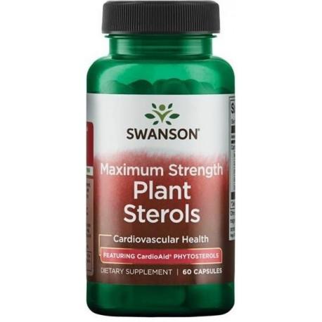 Swanson Cardioaid Beta Sitosterol 400Mg 60kaps.