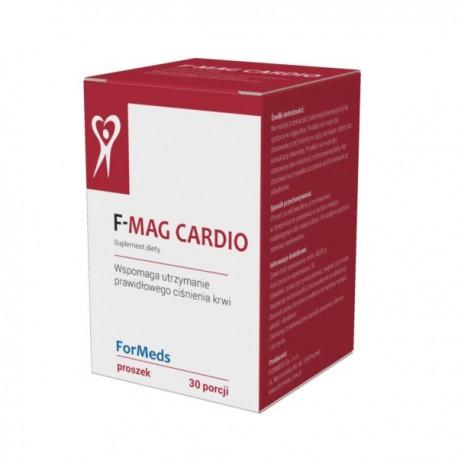 Formeds F-Mag Cardio Wspiera Układ Nerwowy 57g