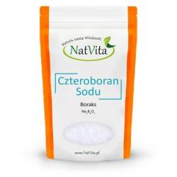 Czteroboran Sodu - Boraks 1kg NatVita