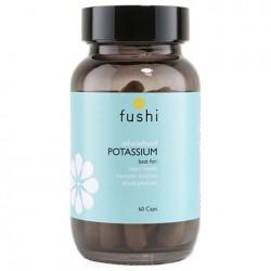 Fushi Wholefood Potas 60 kaps.