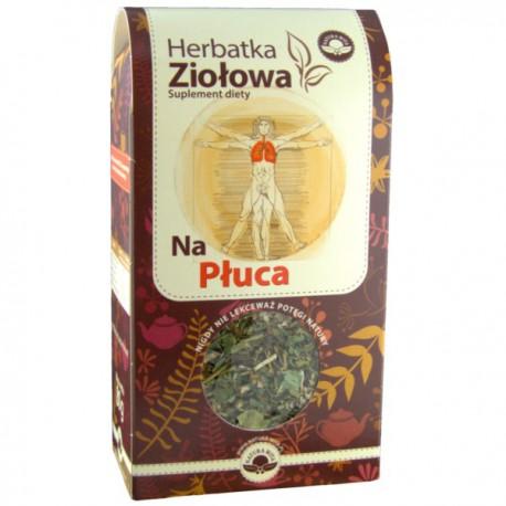 Natura Wita Herbata Na Płuca 80g Ziołowa