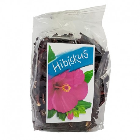 Asz Hibiskus Kwiat 100g