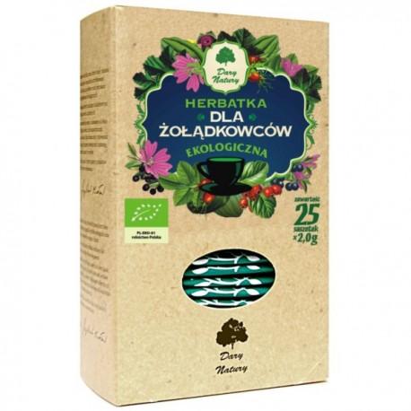 Dary Natury Herbatka Dla Żołądkowców Eko 25X2g