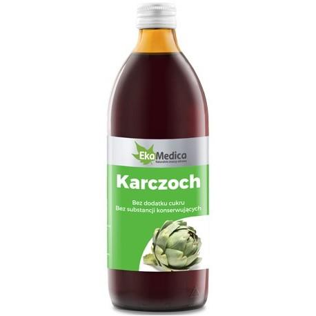 Ekamedica Karczoch 0,5L Sok 100%