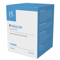 Formeds F-Inulin 240g Przyśpiesza Pasaż Jelitowy