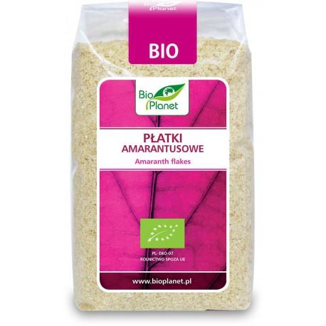 Płatki Amarantusowe BIO 300g Bio Planet