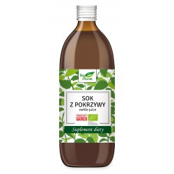 EKO Sok z Pokrzywy 500ml Look Food