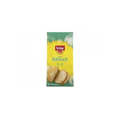 Mąka Bezglutenowa do Wypieku Chleba 1kg Mix Bread  SCHAR