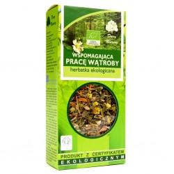 Herbatka Wspomagająca Pracę Wątroby 50g Dary Natury