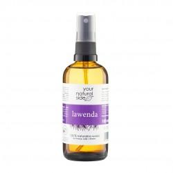 Woda z Kwiatów Lawendy Wąskolistnej (hydrolat) Organic 100ml Spray Your Natural Side