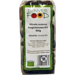 Bezglutenowe Morele EKO 400g Denver Foods