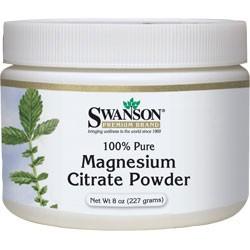 Cytrynian Magnezu - 100% czystości 244g
