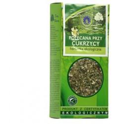 Ekologiczna Herbatka Polecana przy Cukrzycy 50g
