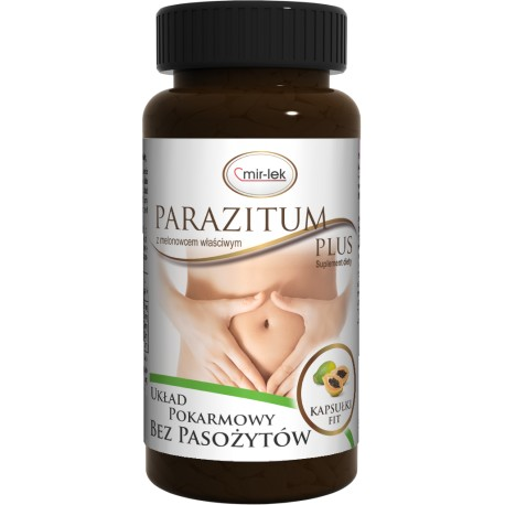 PARAZITUM- Układ Pokarmowy bez Pasożytów 60kaps.
