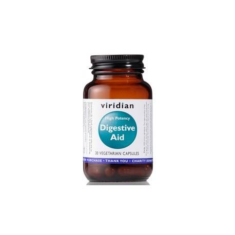 Enzymy Trawienne Digestive Aid 30kaps. Viridian
