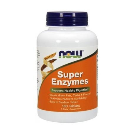 Super Enzymes 180 Tabl.